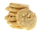 Royalty Free Image: White Chocolate Cookies