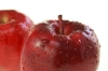 Royalty Free Image: Red Apple Top