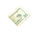 Royalty Free Image: Folded Cash