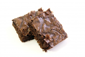 Stock Photo Thumbnail: Fudgy Brownies
