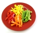 Royalty Free Image: Bell Pepper Strips