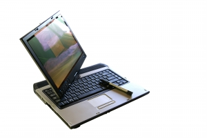 Stock Photo Thumbnail: Tablet PC