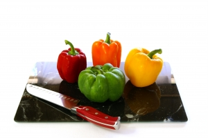 Stock Photo Thumbnail: Bell Peppers