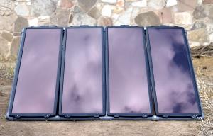 Royalty Free Image: Solar Generator