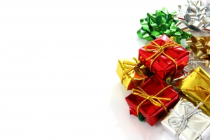 Royalty Free Image: Christmas packages