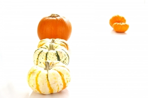 Royalty Free Image: Pumpkins