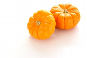 Royalty Free Image: Orange Pumpkins