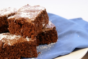 Royalty Free Image: Fudge Brownies