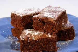 Stock Photo Thumbnail: Fudge Brownies