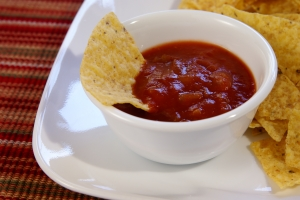Royalty Free Image: Fresh Salsa