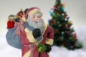 Stock Photo Thumbnail: St. Nick