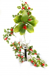 Stock Photo Thumbnail: Christmas Holly