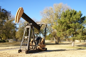 Royalty Free Image: Pump Jack