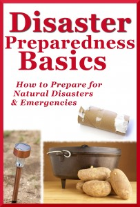 Disaster Preparedness Basics