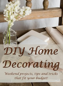 DIY Home Decorating