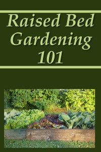 Raised Bed Gardening 101 Book Cover